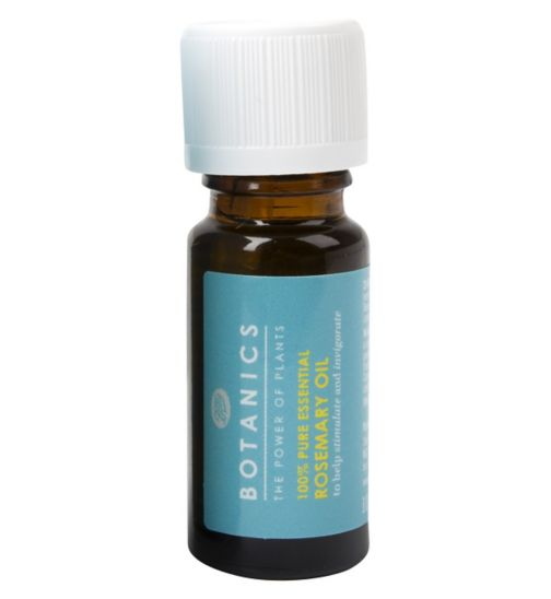 Botanics 100% Pure Essential Rosemary Oil - 10ml