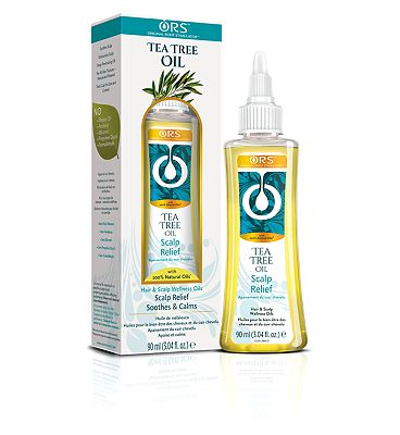 ORS Hair & Scalp Wellness Oils - Tea Tree Oil 90ml