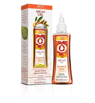 ORS Hair & Scalp Wellness Oils - Argan Oil 90ml
