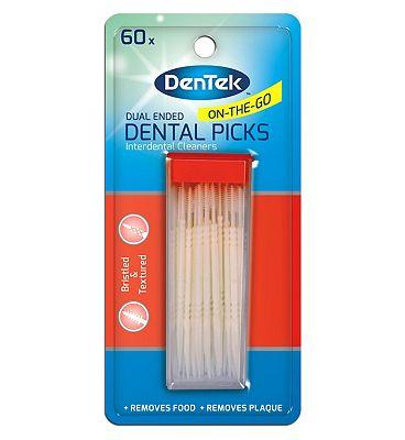 DenTek Dental Picks - Mint