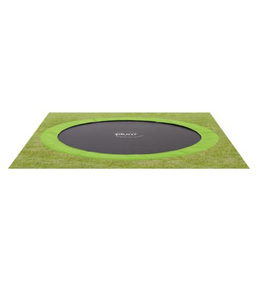 Plum® 10ft In-Ground Trampoline