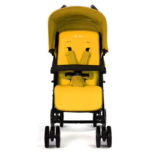 Silver Cross Reflex Pushchair Yellow
