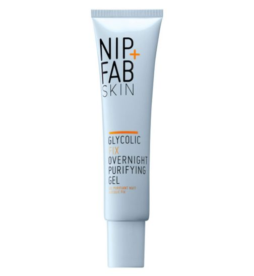 Nip&Fab Glycolic Fix Overnight Purifying Gel