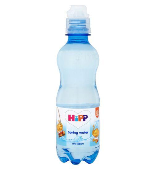 HiPP Organic Spring Water 300ml