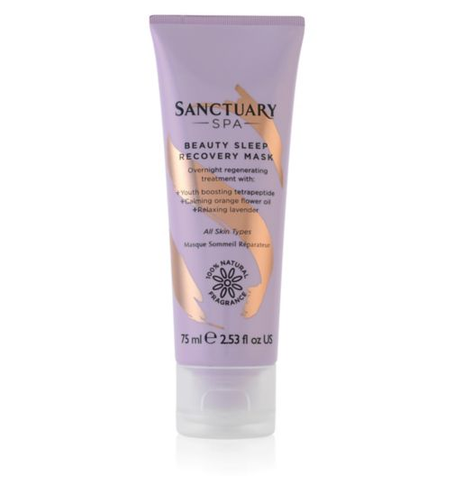 Sanctuary Spa Beauty Sleep Face Mask