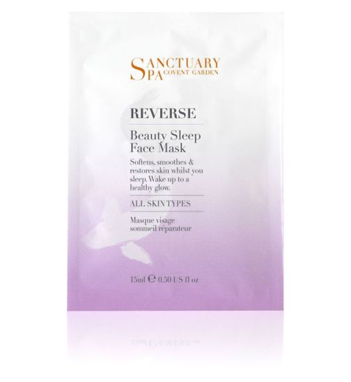 Sanctuary Beauty Sleep Face Mask 15ml