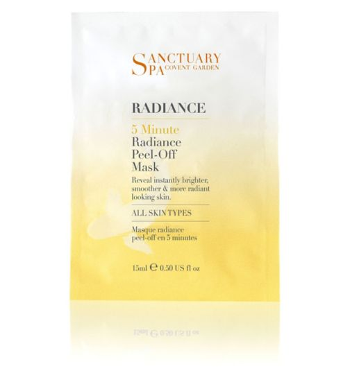 Sanctuary 5 Minute Moisture Mask 15ml