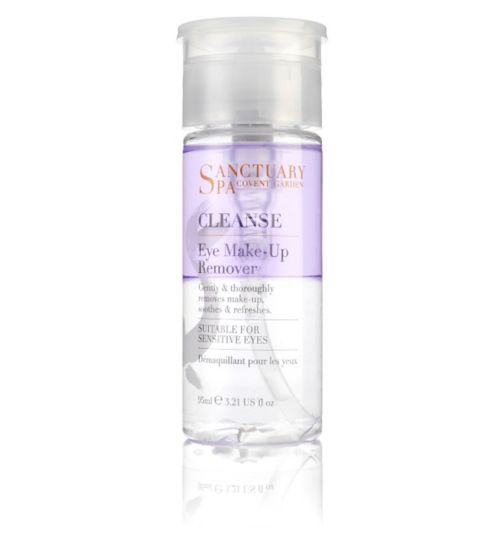 Sanctuary Spa Eye Make-Up Remover
