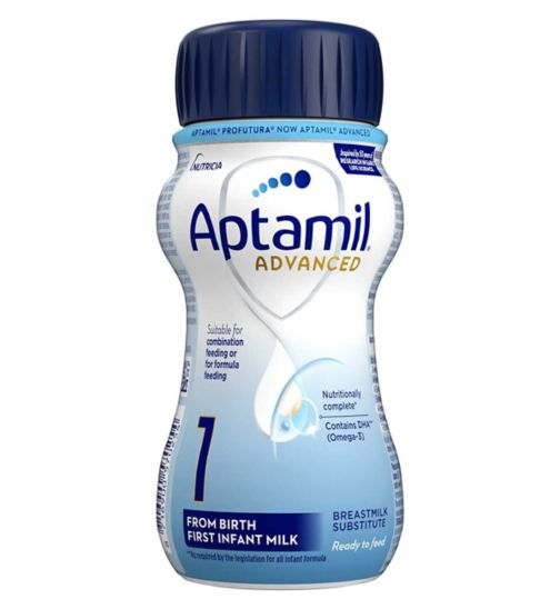 Aptamil Profutura First Infant Milk from 1 Birth 200ml