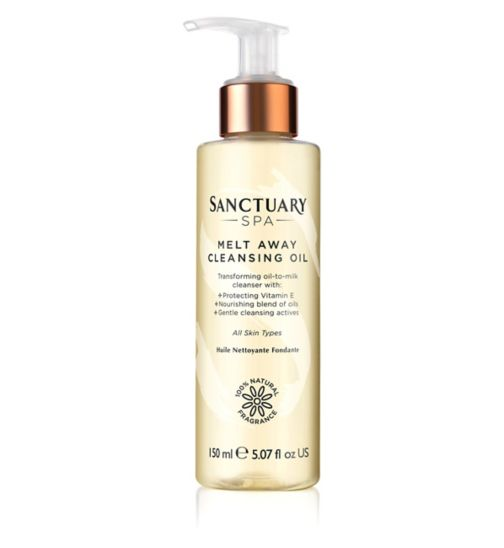 Sanctuary Spa  Ultimate Cleansing Oil