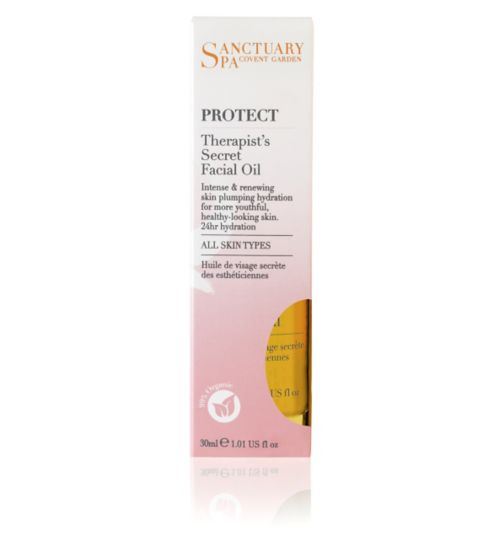 Sanctuary Spa Therapist Secret Facial Oil 30ml