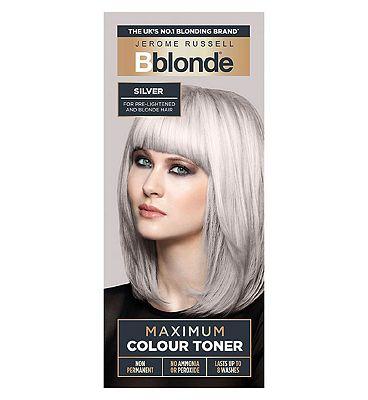 Jerome Russell Bblonde Maximum Colour Toner Silver 75ml