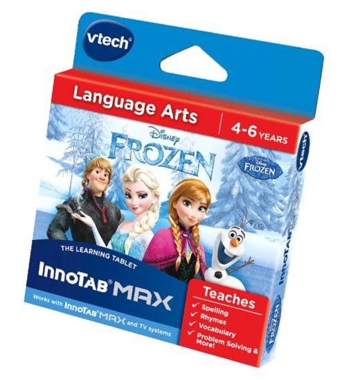 VTECH InnoTab Max Software Disney Frozen Game