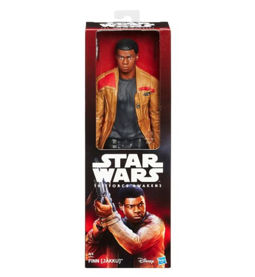 Star Wars Finn (Jakku) Figure