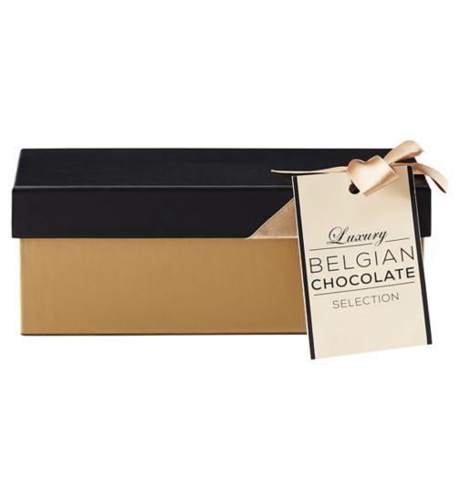 Boots Luxury Belgian Chocolate Selection 160g