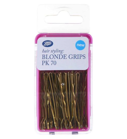 Boots Blonde Grips Pk 70