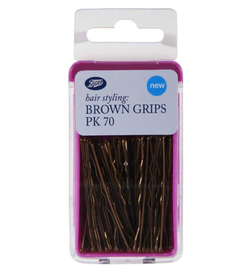 Boots Brown Grips Pk 70