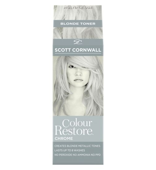 Scott Cornwall Colour Restore Chrome Toner