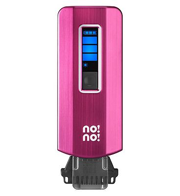 No!No! Pro 3 Hair Reduction Device pink