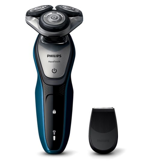 Philips Shaver series 5000 AquaTouch S5420/06 Electric Shaver