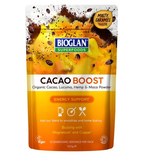 Bioglan Superfoods Cacao Boost (100g)