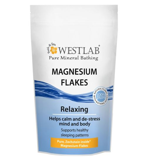 Westlab Pure Mineral Bathing Magnesium Choride 1KG