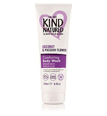 Kind Natured Heavenly Coconut & Passionflower Body Wash 250ml