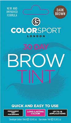 Colorsport 30 Day Brow Tint Dark Brown