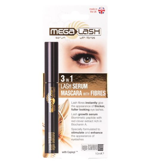 Eye Candy 3 in 1 Mega Lash Serum with Fibres