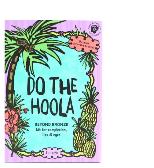 Benefit Do the Hoola bronzer gift set