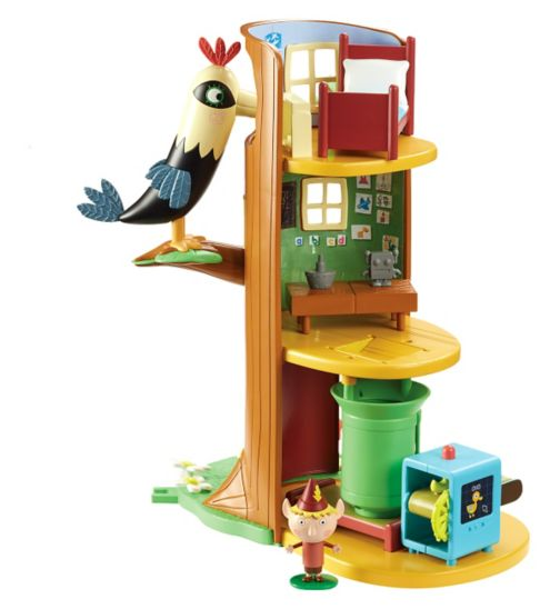 Ben & Holly Elf Tree Play-set