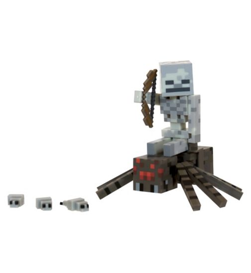 Minecraft Spider and Jockey Set