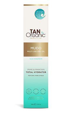 Tanorganic Multiuse Dry Oil 100ml