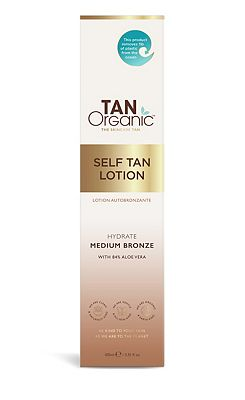 Tanorganic Sunless Tan Solution 100ml