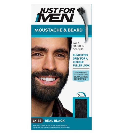 Moustache & Beard | Just for Men - Boots