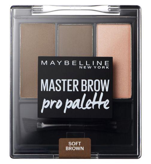 Maybelline Master Brow Pro Palette Kit