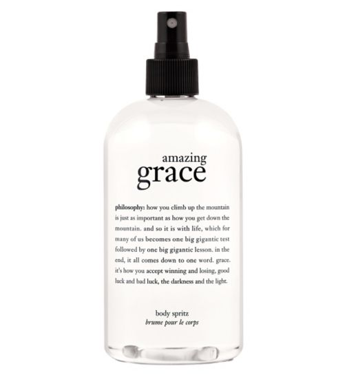 Philosophy amazing grace body spritz 240ml