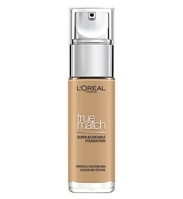 LOreal True Match foundation ROSE SAND
