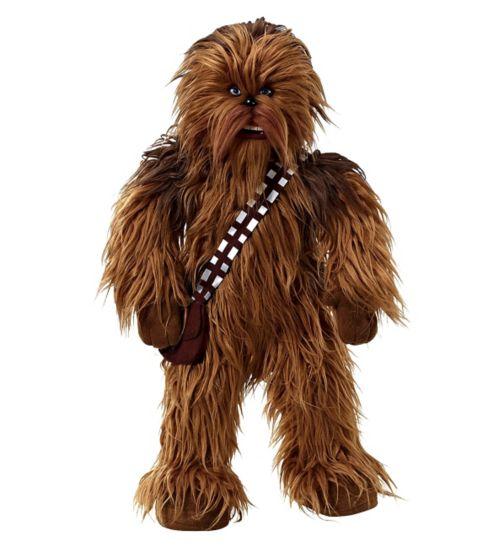 Star Wars 24 inch Mega Poseable Chewbacca Talking Plush