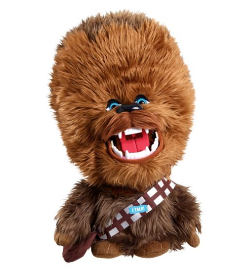 Star Wars Rage & Roar Chewbacca