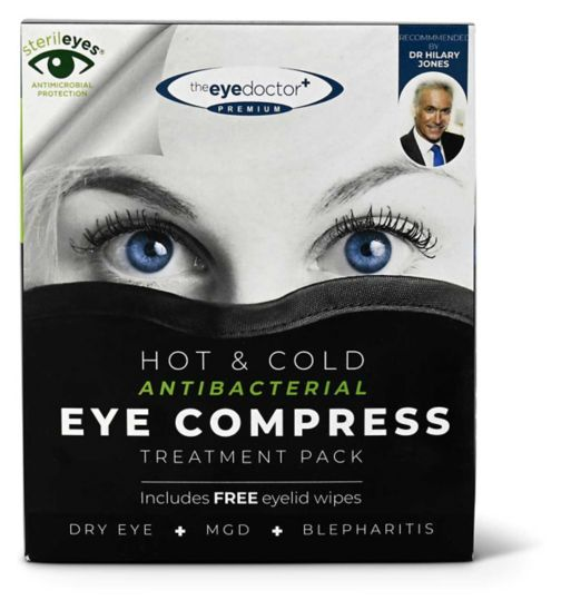 The Eye Doctor Hot Eye Compress