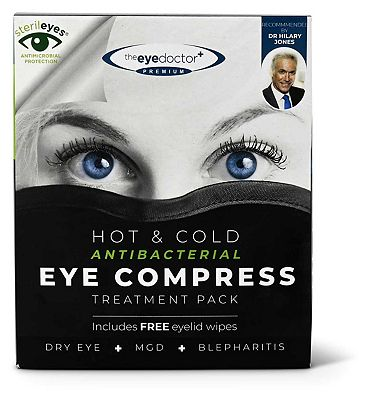 The Eye Doctor Hot & Cold Eye Compress