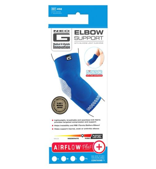 Neo G Airflow Plus Elbow Support - Medium