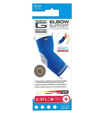 Neo G Airflow Plus Elbow Support - Medium