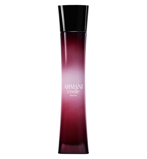 Armani Code Femme Satin Eau De Parfum 75ml