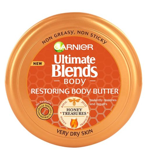 Ultimate Blends Honey Body Butter Very Dry Skin 200ml