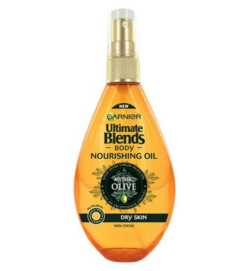 Garnier Body Ultimate Blends Nourishing Oil 150ml