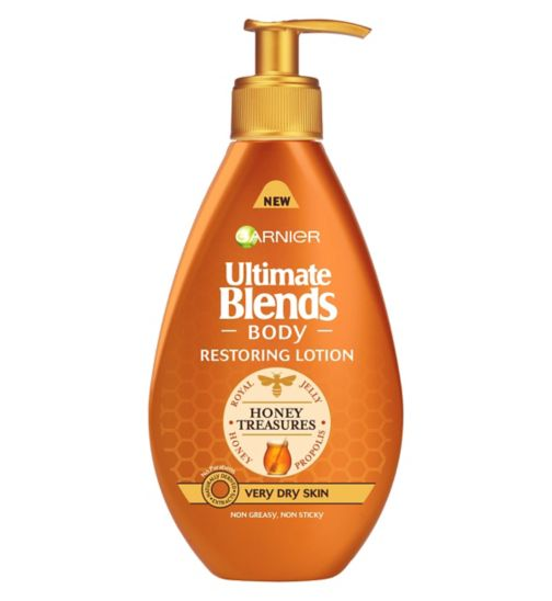 Garnier Body Ultimate Blends Restoring Lotion 250ml