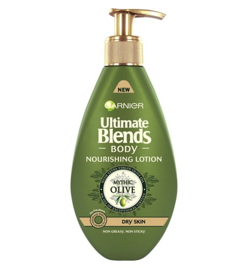 Garnier Body Ultimate Blends Nourishing Lotion 250ml
