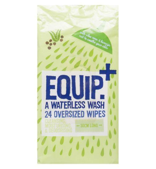 Equip Oversize Wipes 24's